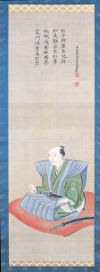 伊能忠敬の肖像画(60歳頃) Ino Tadataka's portrait around 60 years old