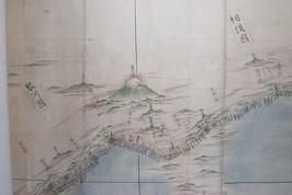 伊能図 富士山周辺