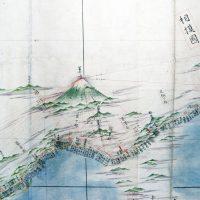 伊能図中図 富士山